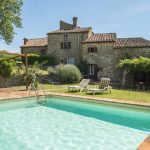 Large farmhouse - Monterchi Anghiari Tuscany