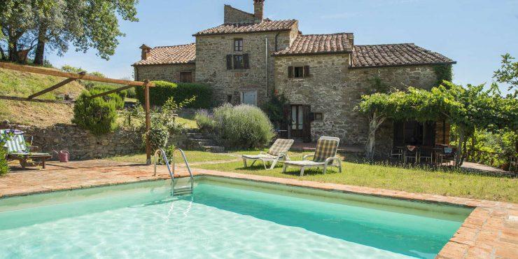 Large farmhouse – Monterchi Anghiari Tuscany
