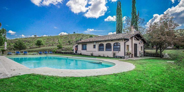 Saturnia Tuscany villa