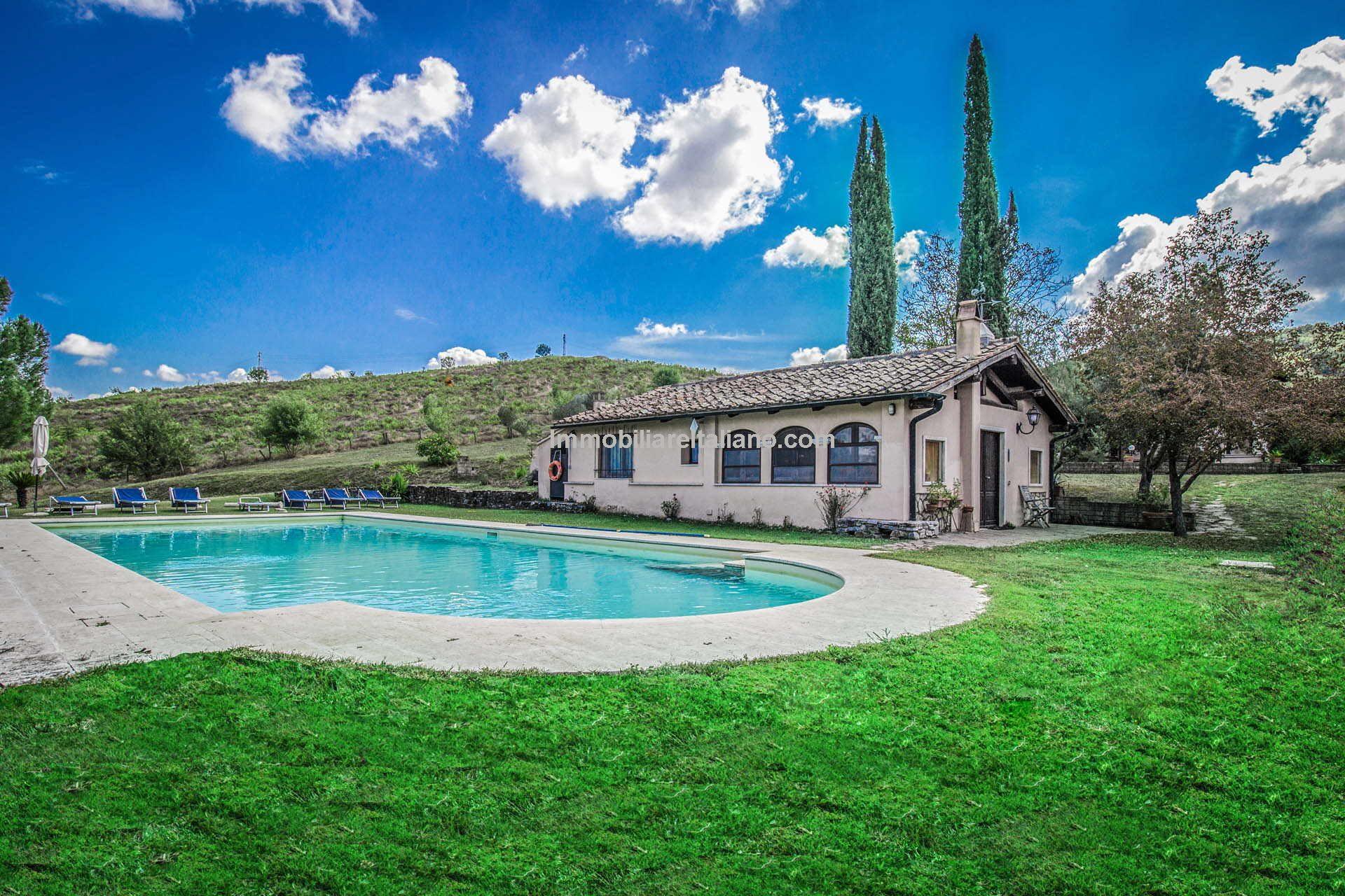 Maremma villa