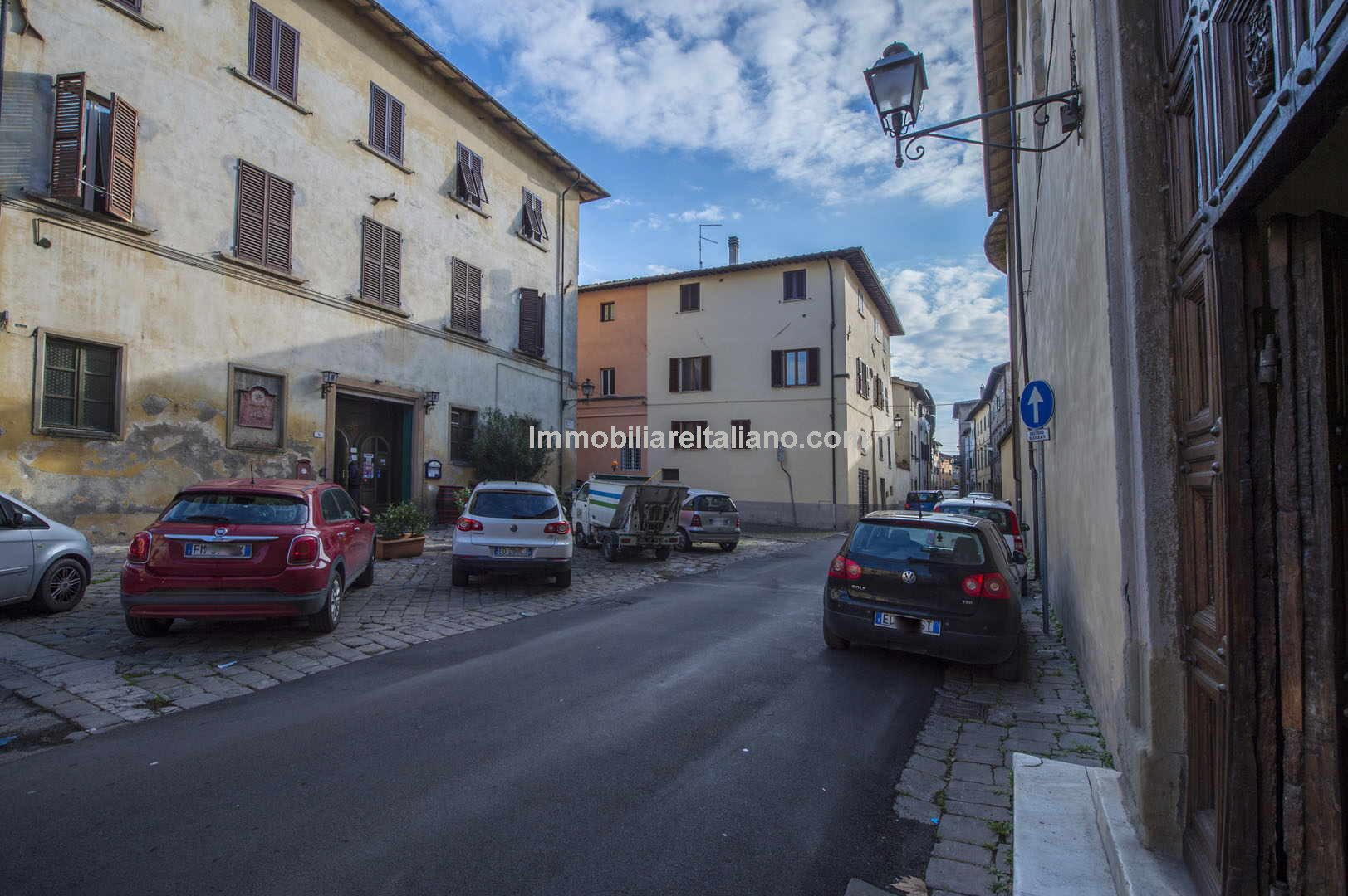 House in Tuscany For Sale Sansepolcro