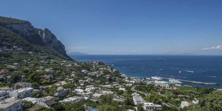 Capri Sea View Property