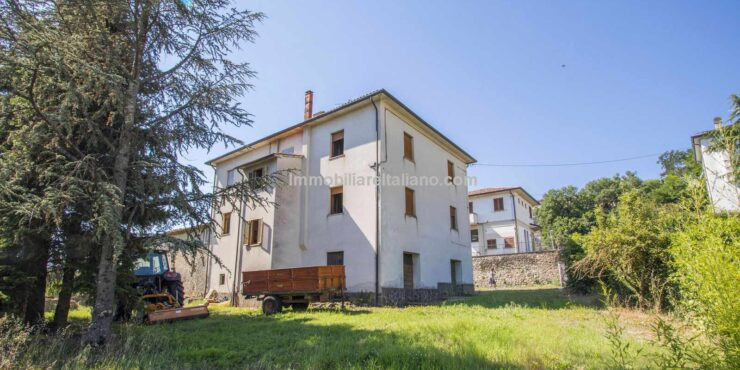 Tuscany Renovation Property