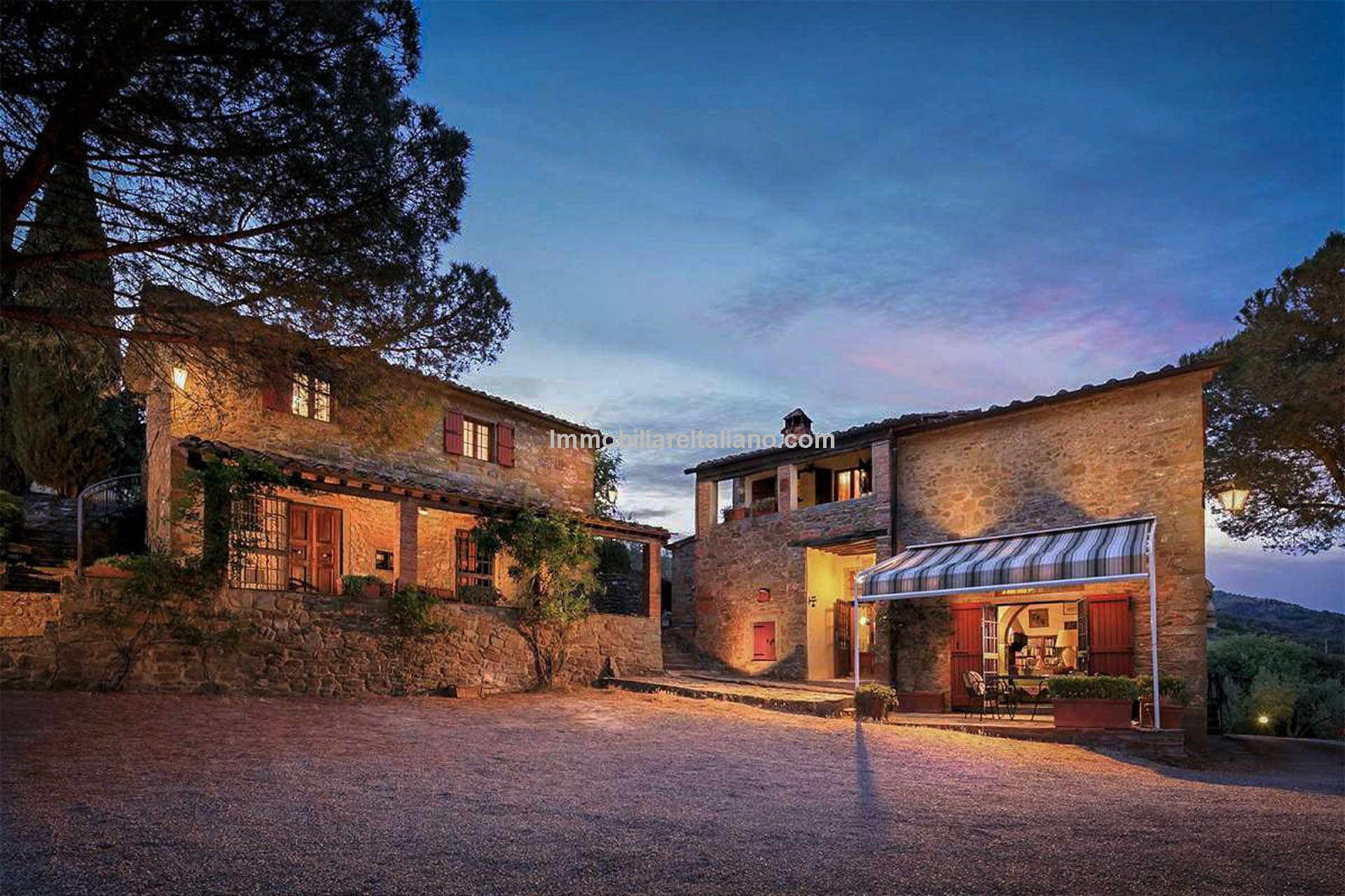Castiglion Fiorentino Tuscany real estate