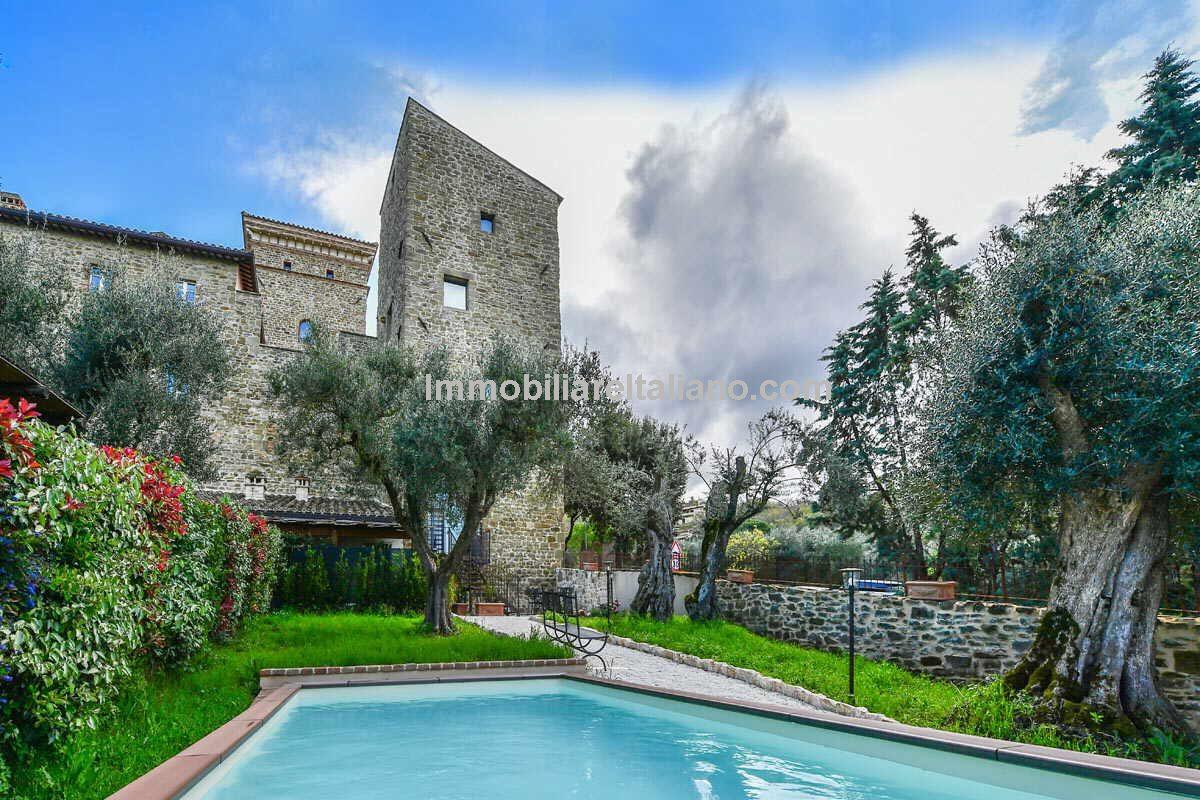 Lake Trasimeno Castle