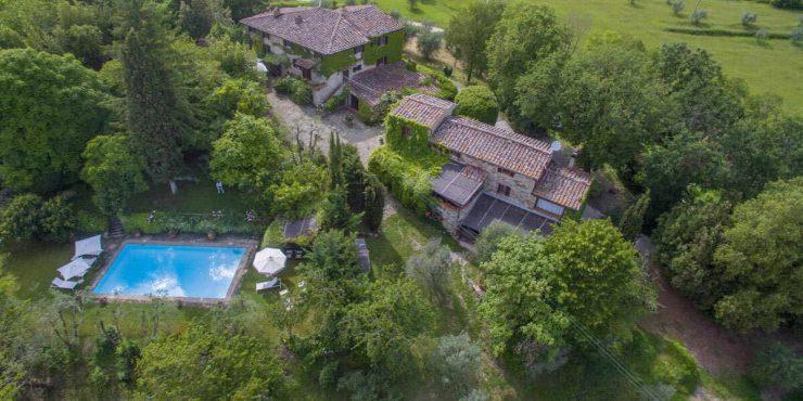 Tuscan Houses