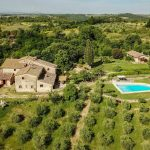 Farmhouse property for sale in Tuscany