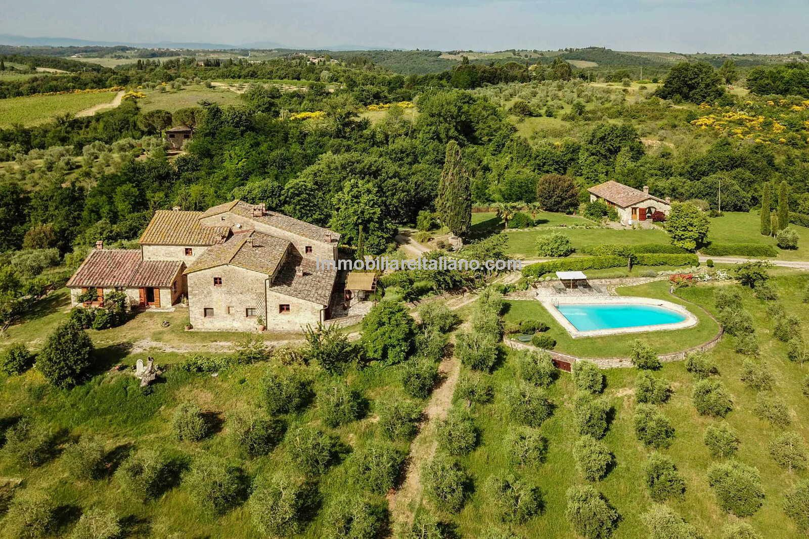 Chianti Hills home