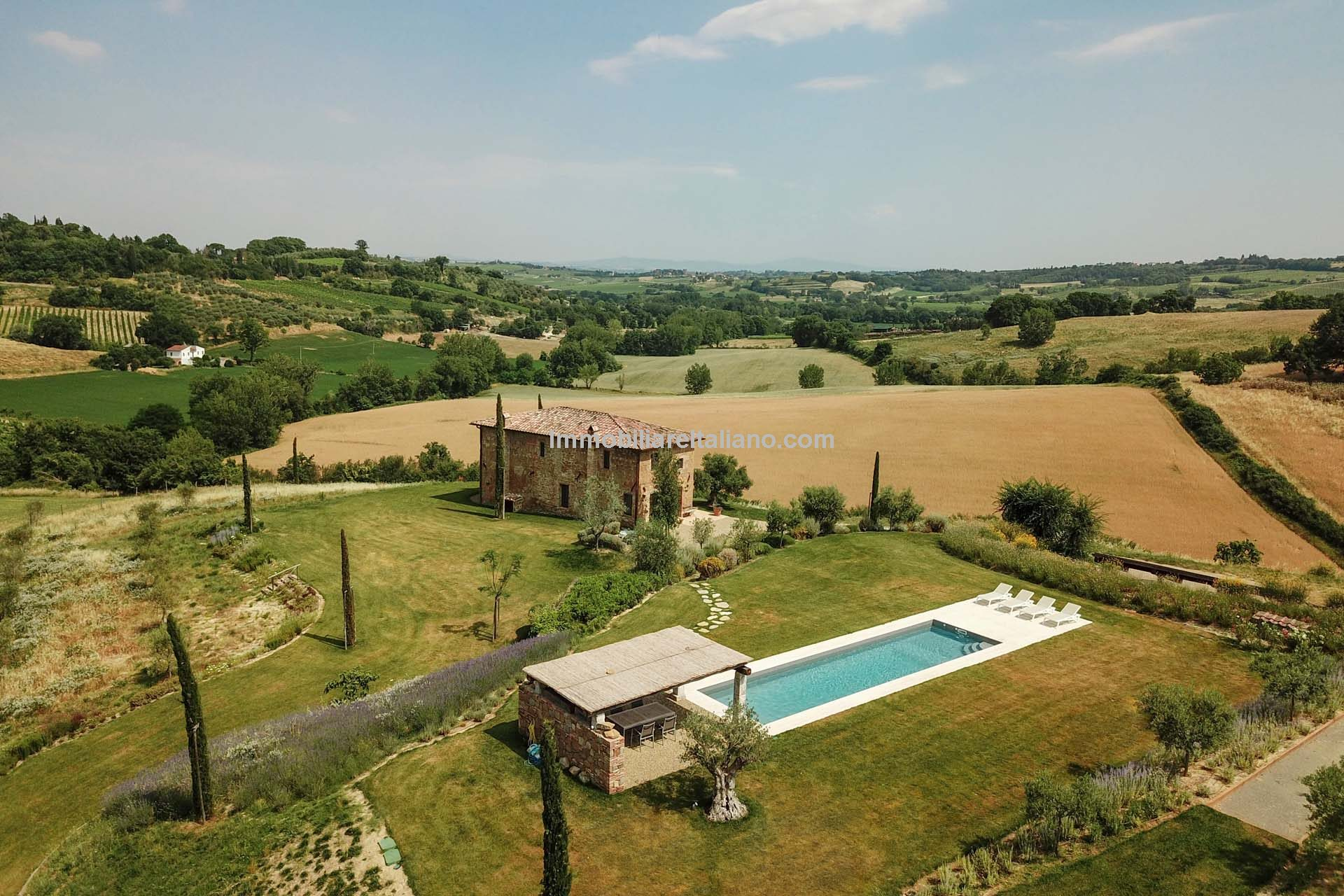 Luxury Montepulciano property