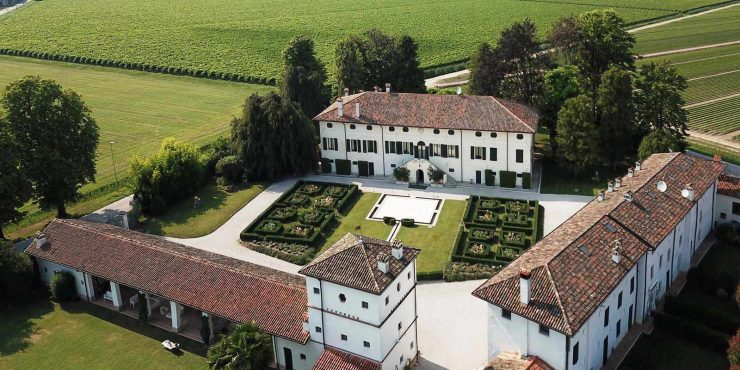 Prosecco Wine and Accommodation Business