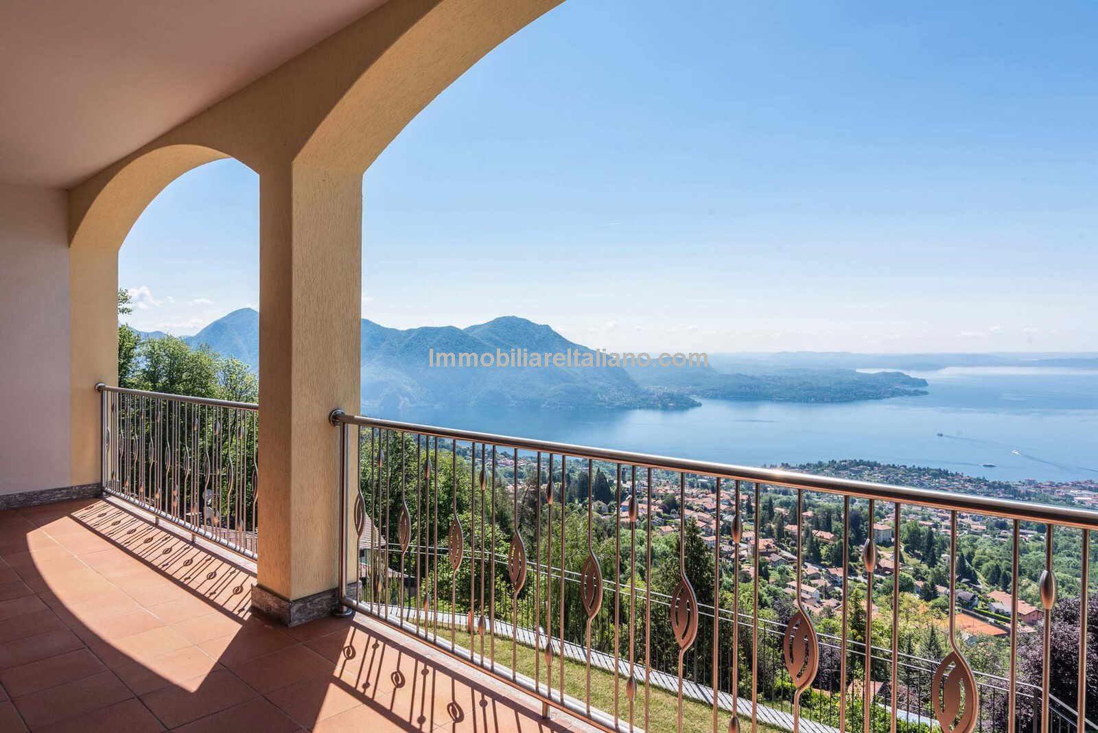 Lake Maggiore Views - Villa property