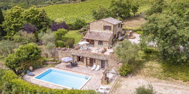 Chiantishire Villa Property
