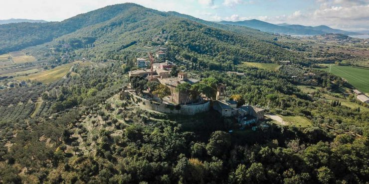 Italian Castle for sale