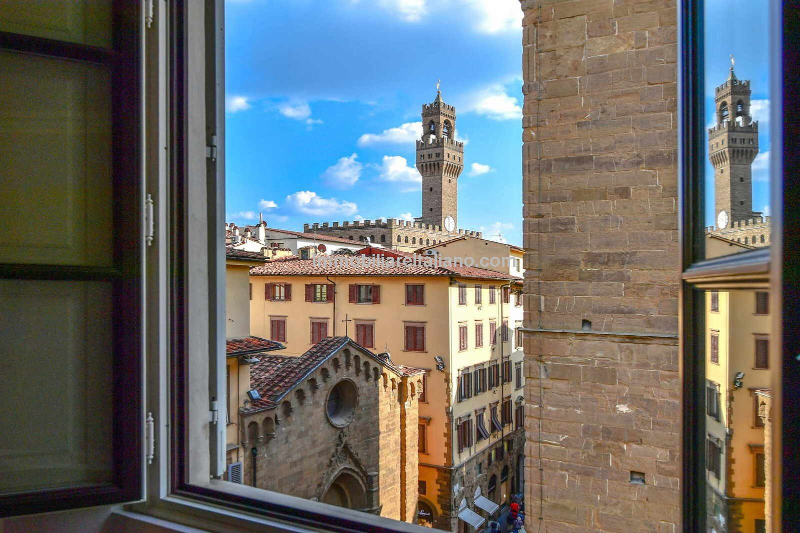Florence Tuscany Apartment views