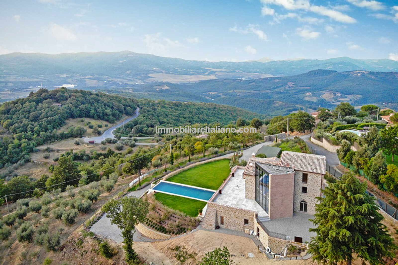 External view of Unique Italian property for sale