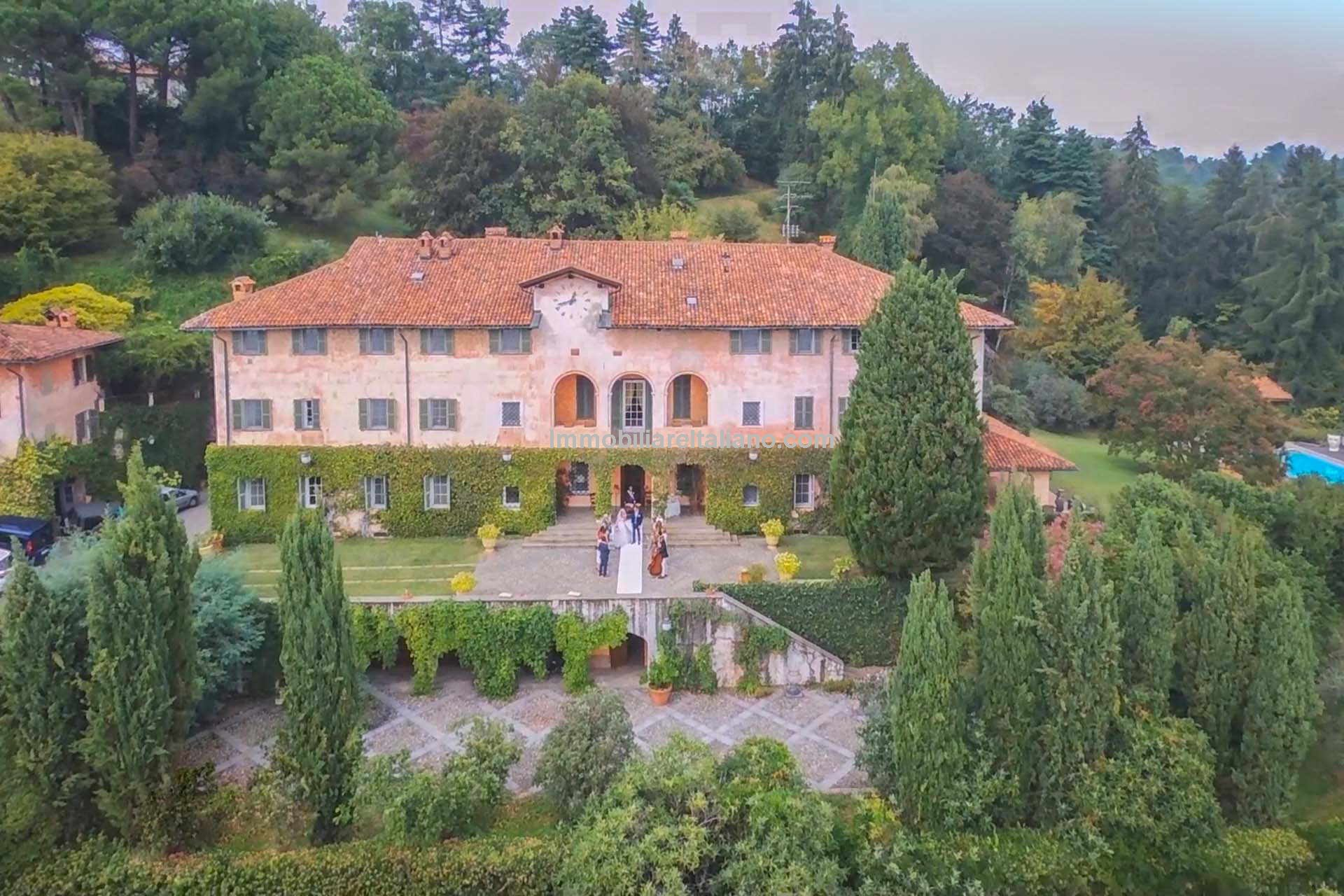 Superb Piedmont estate for sale