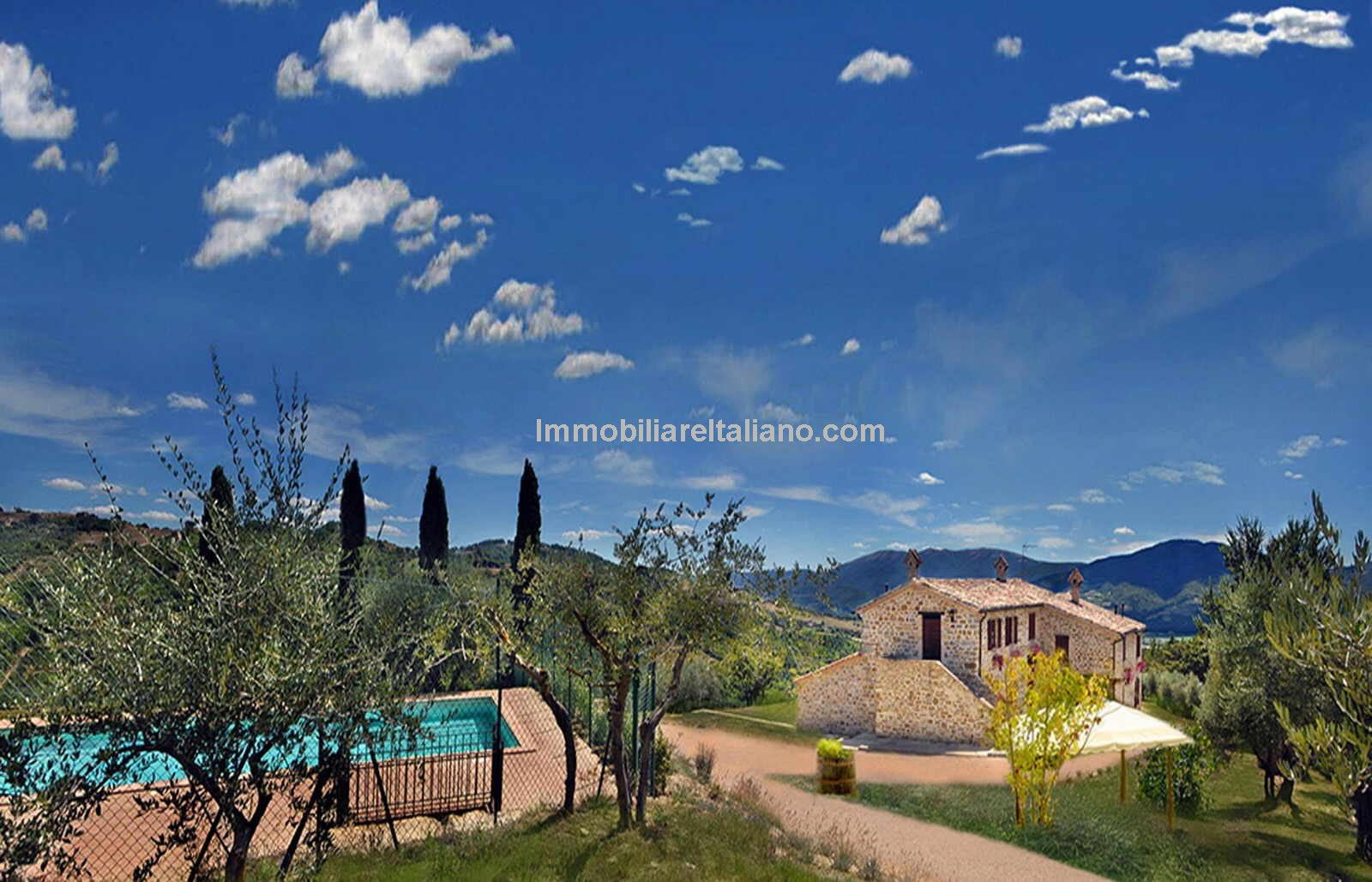 External view of Agriturismo for sale