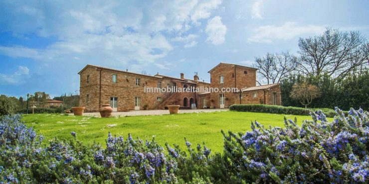 Holiday Accommodation Property Italy