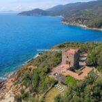 Sea View Property Tuscany