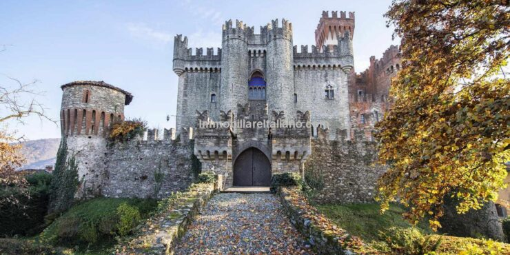 Castle of Italy