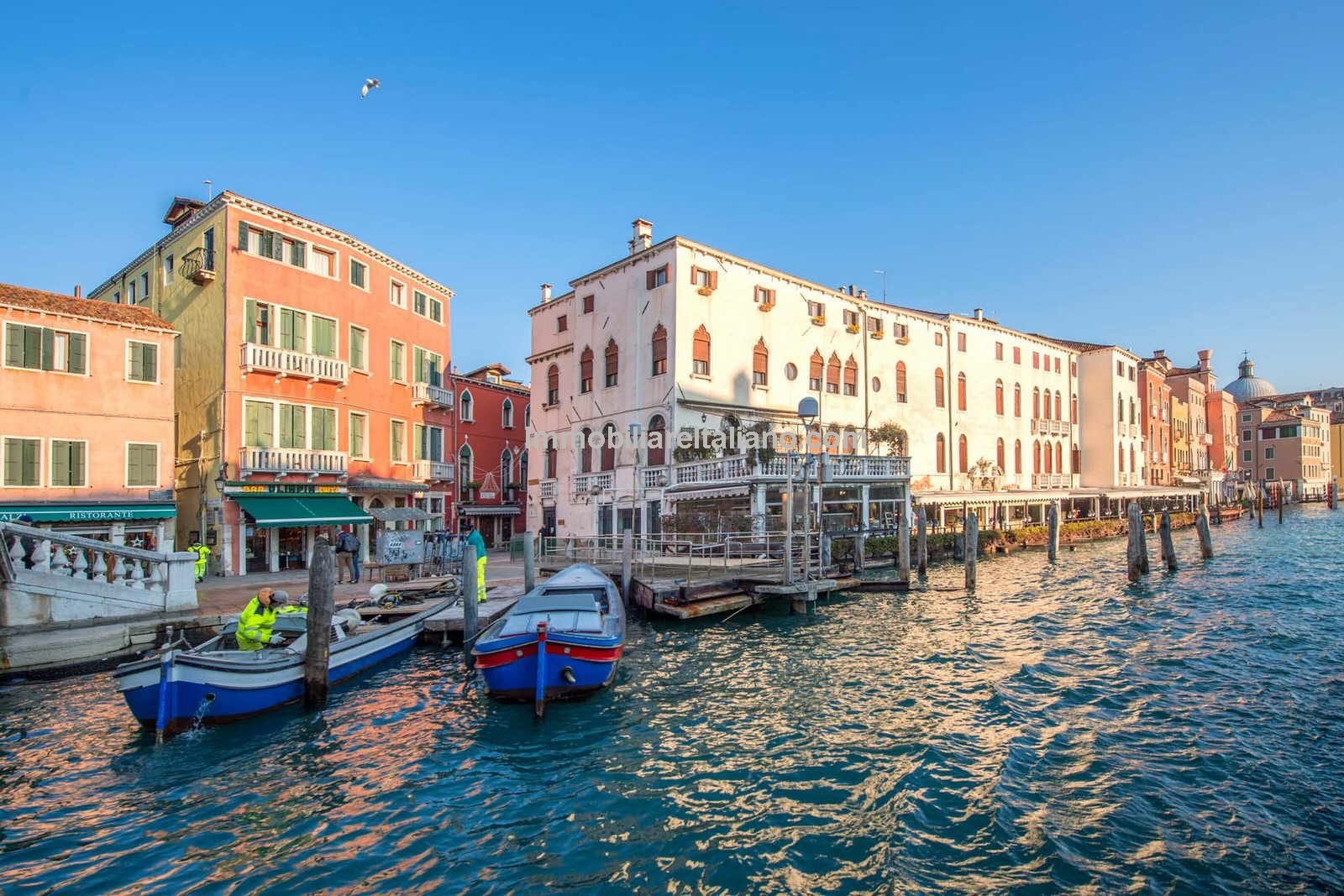 View of Grand Canal Venice
