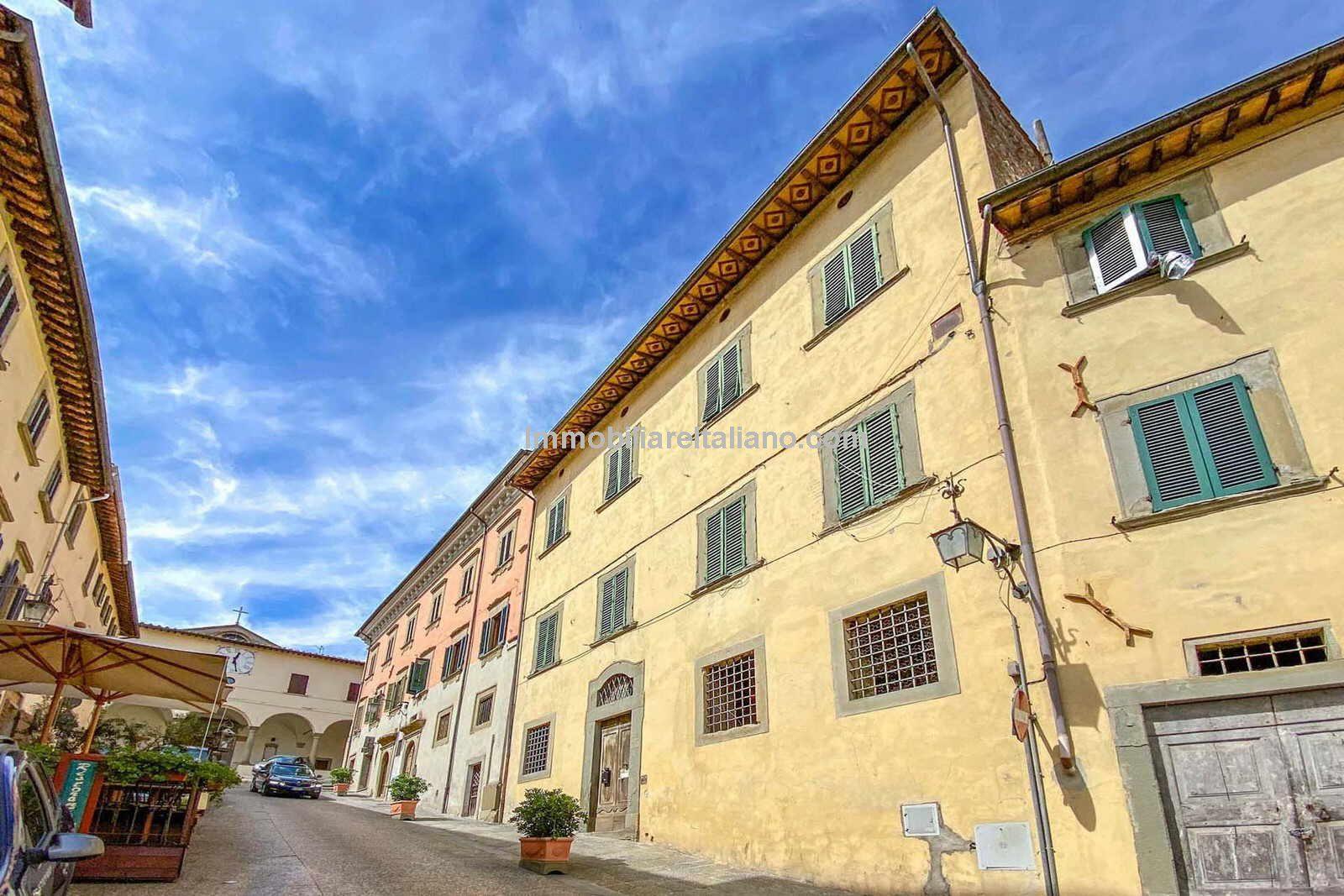Italian real estate development opportunity