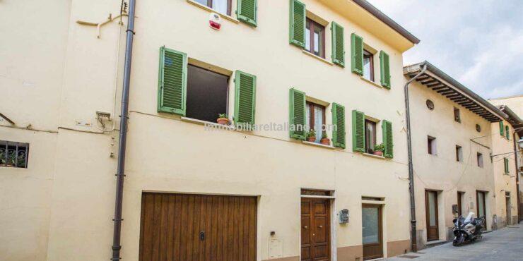 Tuscan Townhouse Sansepolcro Tuscany